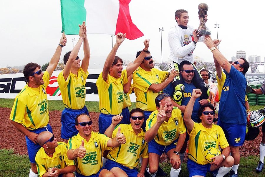 Nazionale Brasile 2002