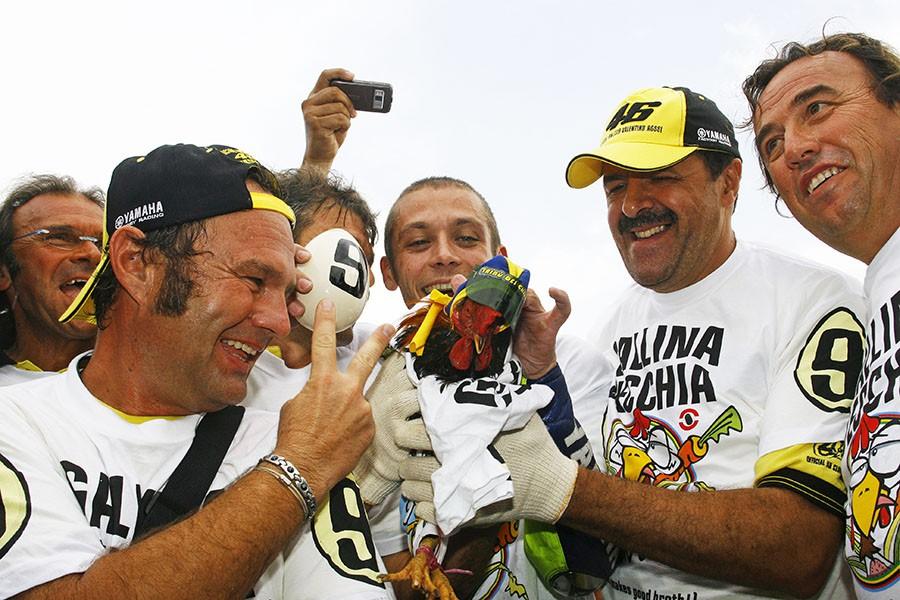 vittoria nono mondiale 2009 gallina vecchia